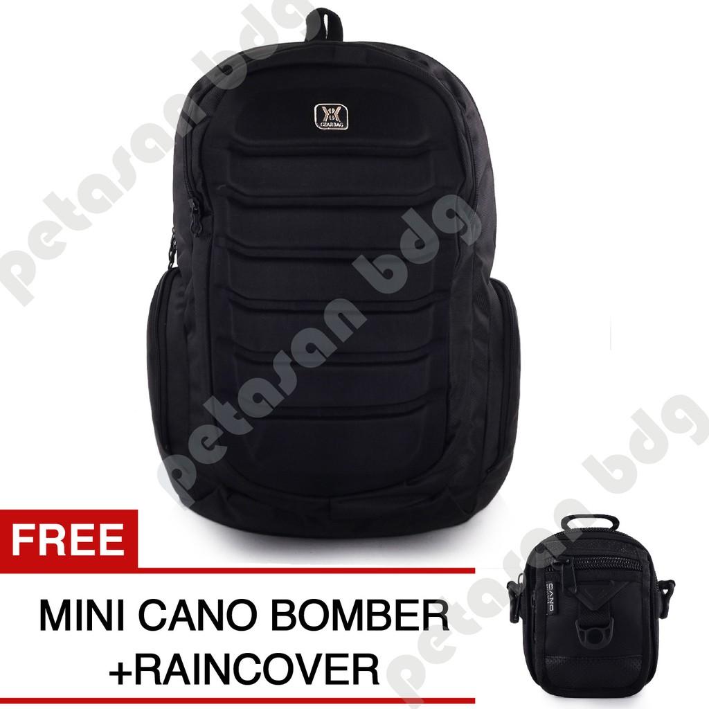 Gear Bag Terminator Backpack TR20 - Black + FREE Mini Cano Bomber | Shopee Indonesia