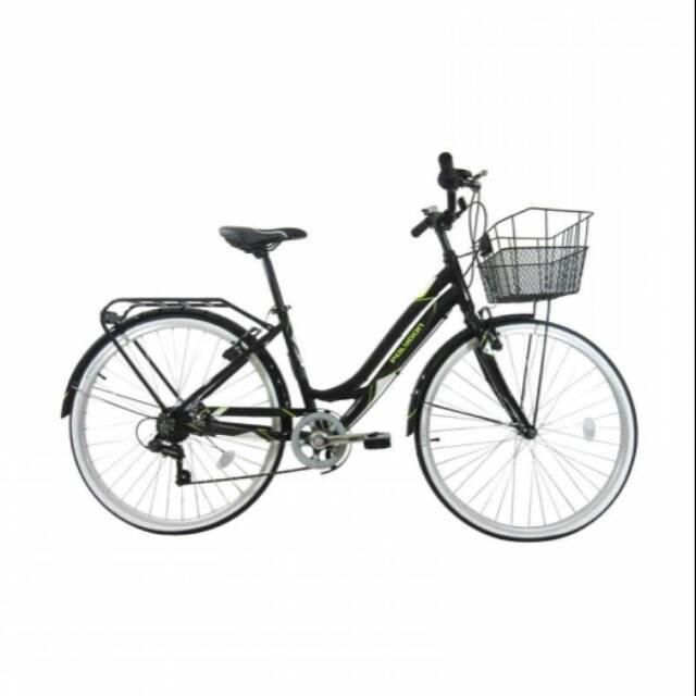 Free Ongkir Pulau Jawa Bali Sepeda City Bike Polygon Frame Alloy Shopee Indonesia