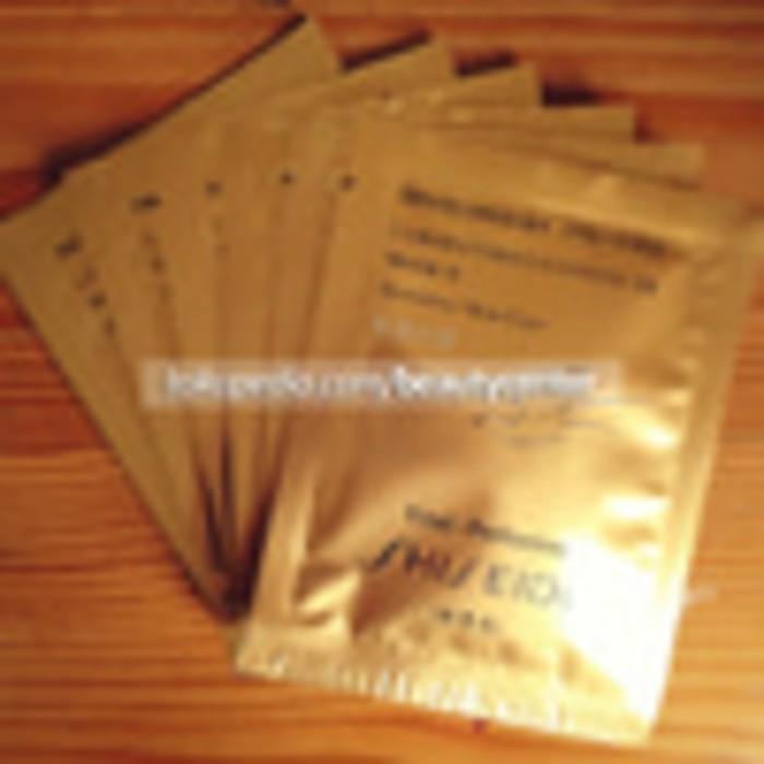 diskon Masker SHISEIDO GOLD WHITENING 24K MASK / MASK GOLD CAIR LIQUID 24K murah   Shopee Indonesia