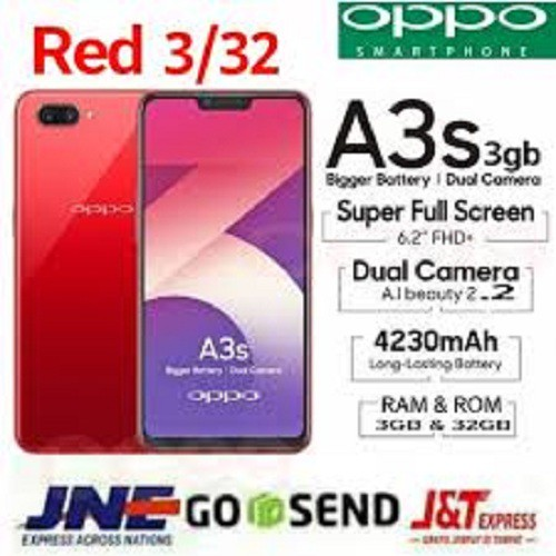 Oppo a3s 3/32 | Shopee Indonesia