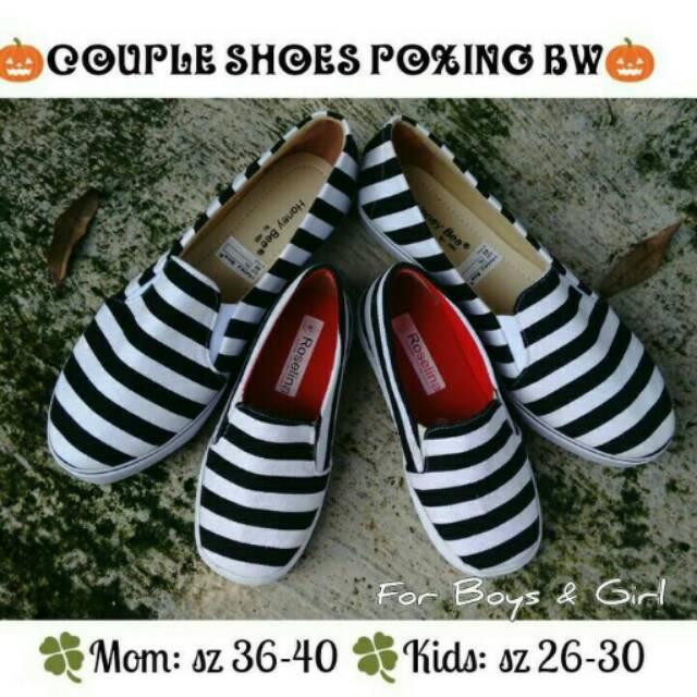 Sepatu Couple Ibu Dan Anak Shopee Indonesia