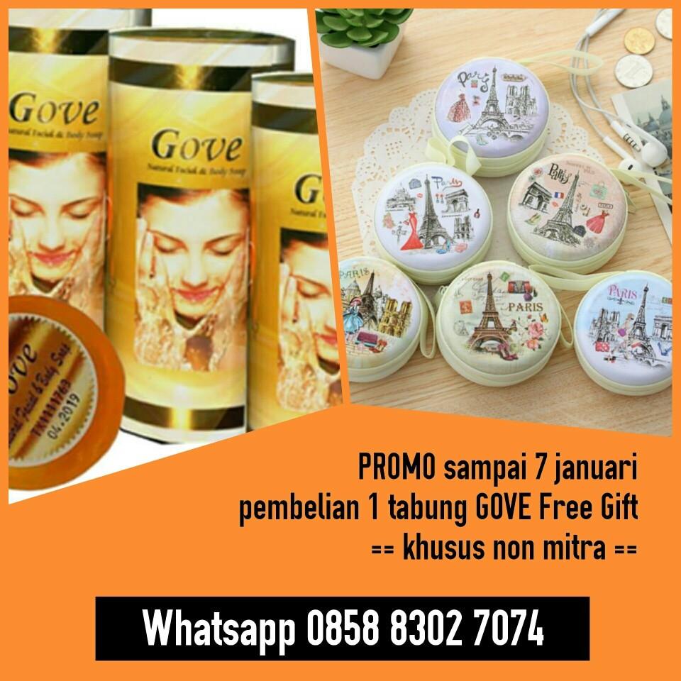 Daftar Member Gove Sabun Original Free Stokist Resmi Shopee Indonesia