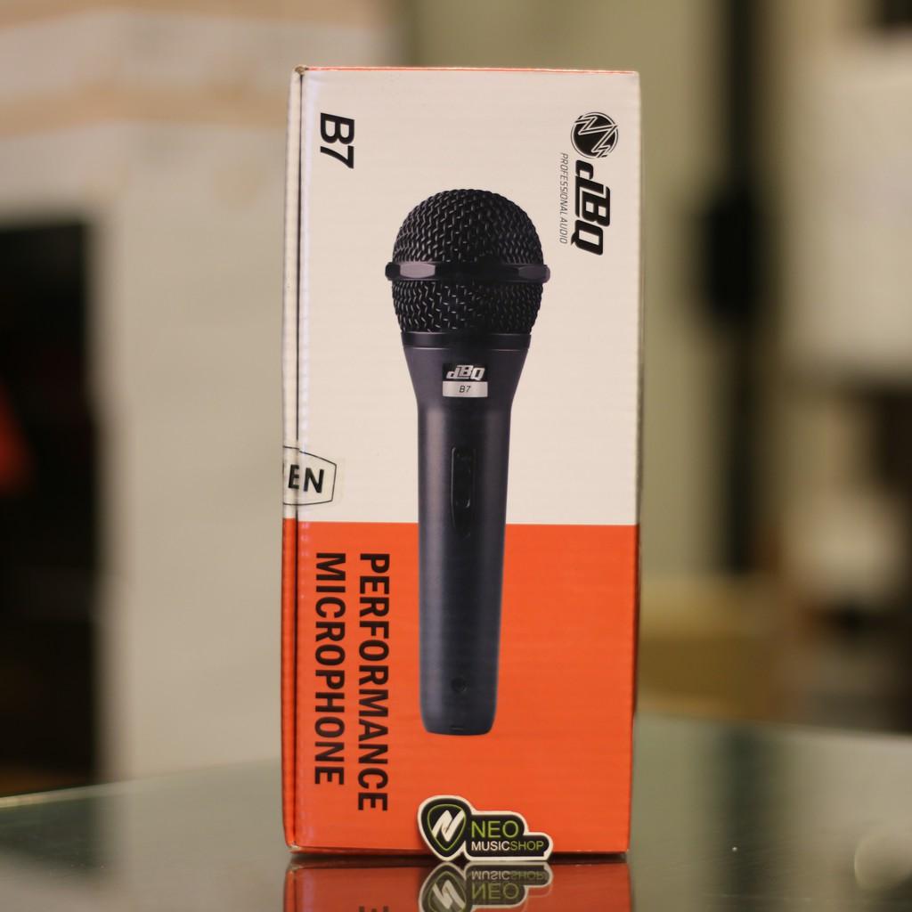 DBQ B7 Dynamic Cardioid Microphone