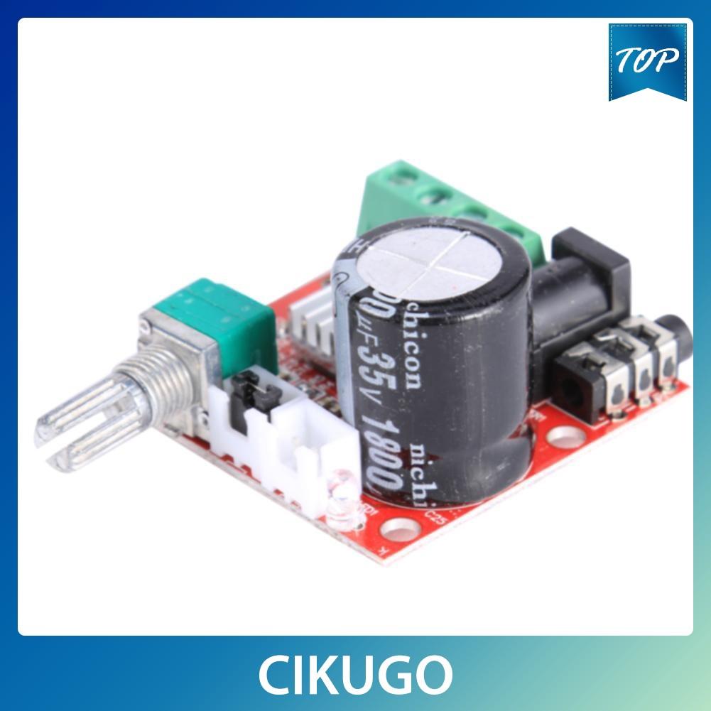 12V Mini Hi-Fi PAM8610 Audio Stereo Amplifier Board TDA2030 2X10W Dual Jbl Amplifier Wiring Diagram Mr on