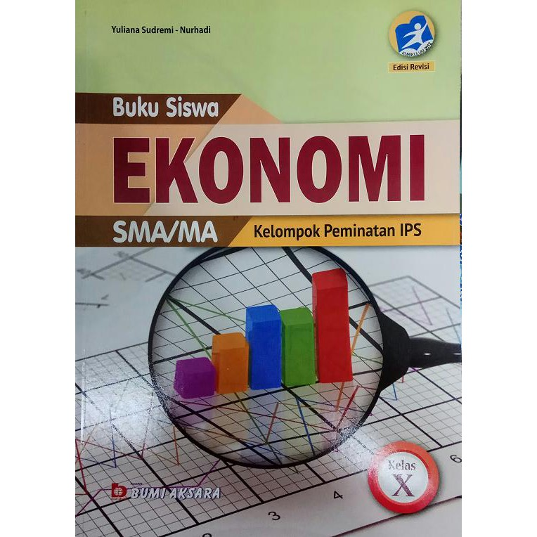 Buku Siswa Ekonomi Sma Ma Kelas 10 Kelompok Peminatan Ips Shopee Indonesia