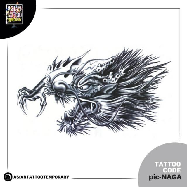 Tatto Temporary Tatto Untuk Dada Tato Kulit Tato Tubuh Ukuran 14x19cm Shopee Indonesia