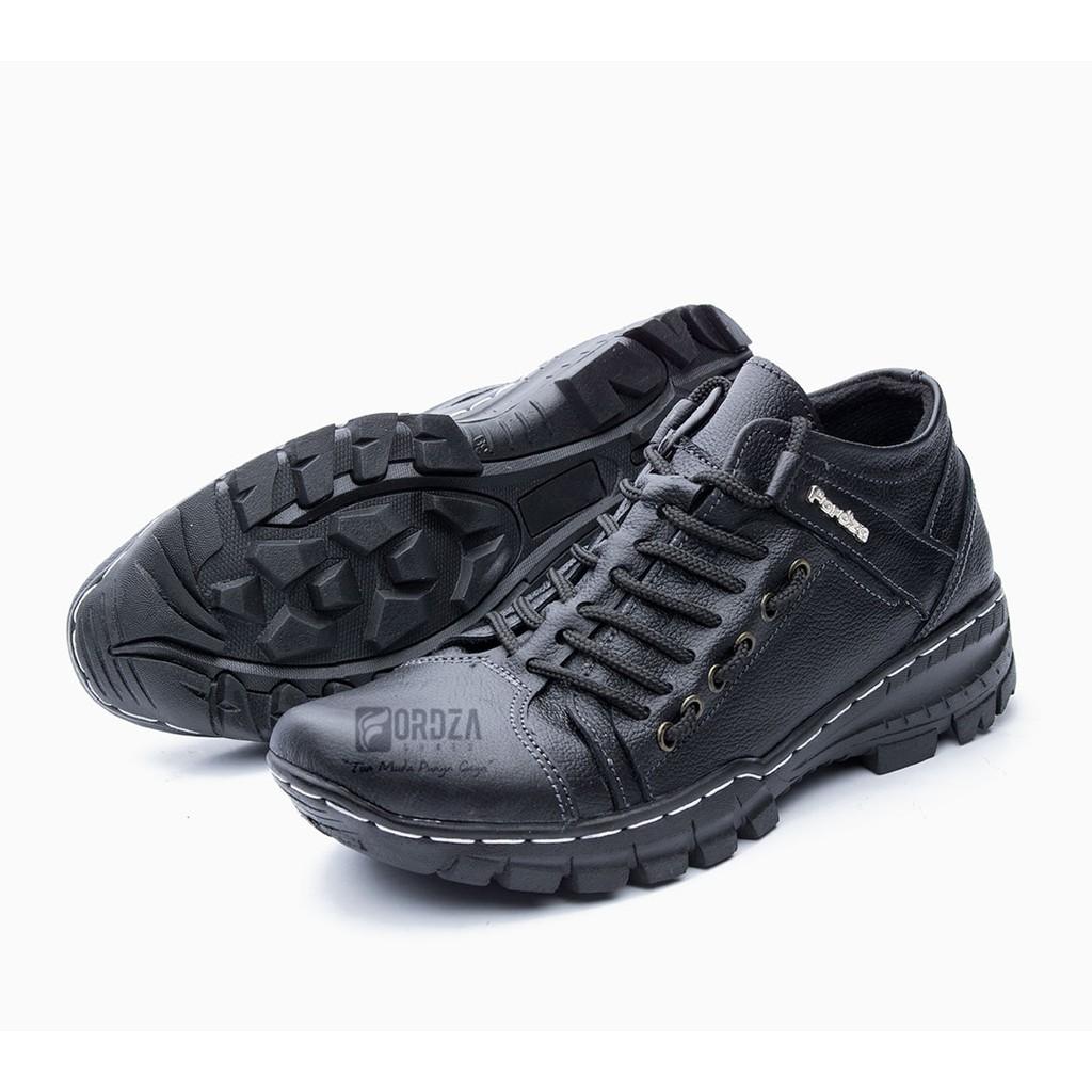 Sepatu Boots Pria Klasik Kulit Asli Sapi Pull Up Original Bradleys Boot Bradley Erol Cowok Kerja Casual Shopee Indonesia