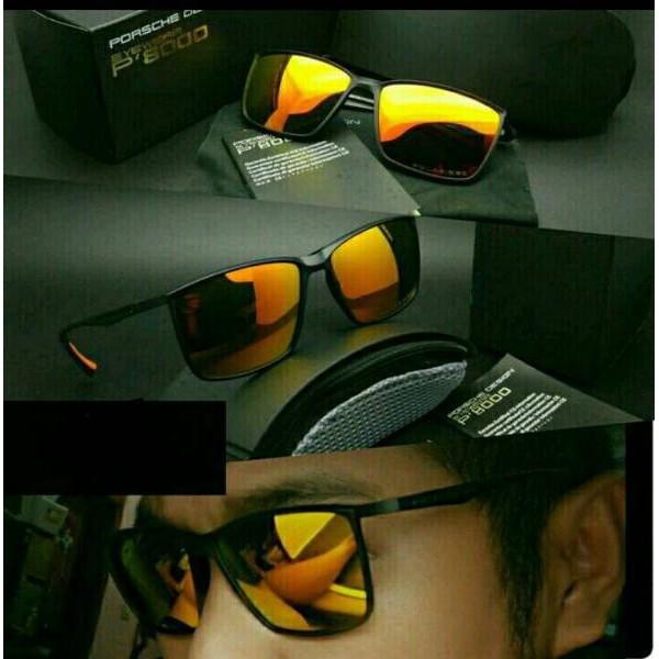Kacamata Sunglasses Porsche Design 5234 P5234 Polarized Hitam Fire KEREN  ABIS HARGA PROMO DISKON  f52904a768