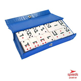 Kode W969 Domino Balok Bonus Tas Gaple Tebal 1 8cm Qq Batu Permainan Mahyong Original Speeds Import Shopee Indonesia