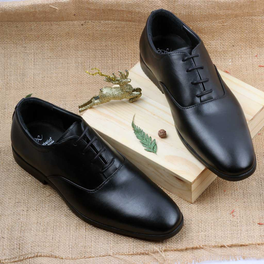 Donatello Xbs70703 Sepatu Formal Pria Shopee Indonesia