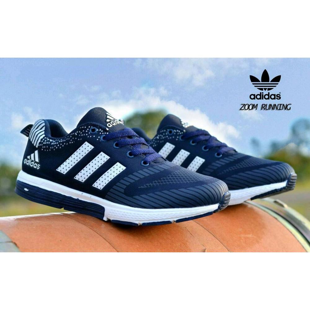 PROMO Sepatu Kets Sneakers Adidas Neo Zoom Running Olahraga Pria Cowo Laki  Size Ukuran 39 - 43 Gra  f2b4a9198f