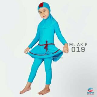Baju Renang Anak perempuan muslim size TK  dabf8df8e0