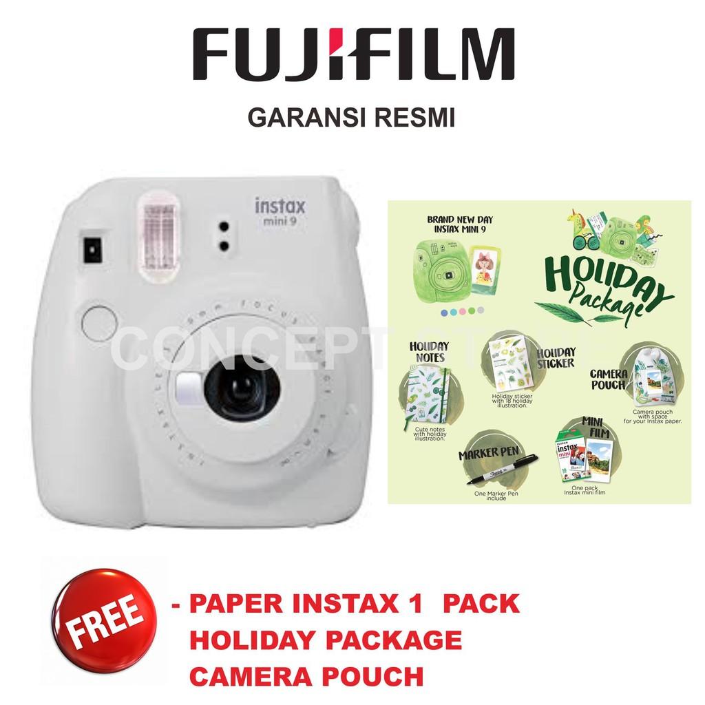 Fujifilm Instax Mini 8 Pink Kamera Polaroid Shopee Indonesia 70 Gold Kuning