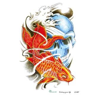 Unduh 97+ Gambar Tato Ikan Koi Yakuza HD Terbaik