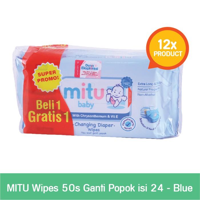 daea320a9627 Mitu Bb Wipes Ext T Blue 50s