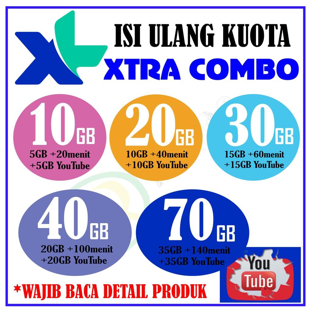Combo Xtra 5gb Daftar Harga Penjualan Terbaik Terkini Dan Terlengkap Starter Pack Paket Xl Youtube Isi Ulang Data Kuota Internet Bonus Telp Shopee Indonesia