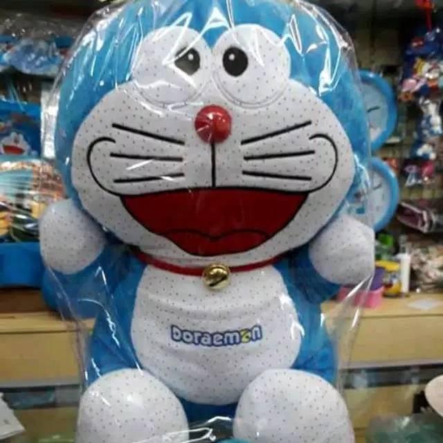 Boneka Doraemon Yelvo Size Jumbo Big Besar Shopee Indonesia