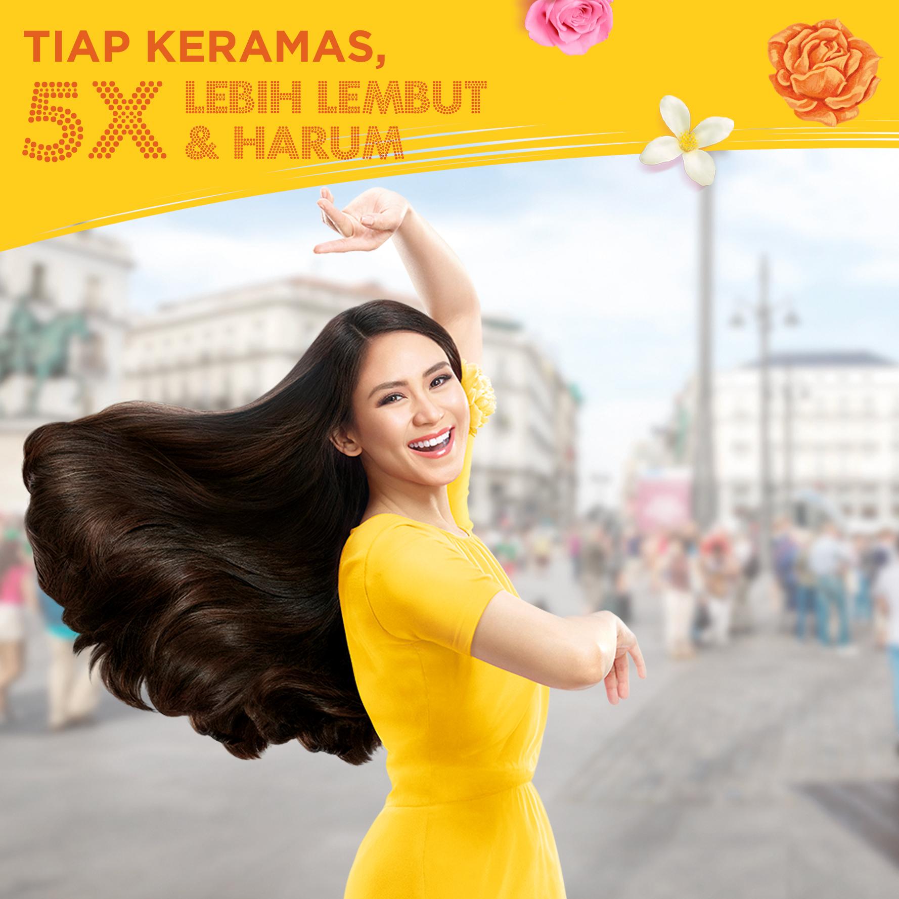 Sunsilk Shampoo Soft And Smooth 680 Ml - Shampo Rambut Halus, Shampo Pelembut Rambut-5