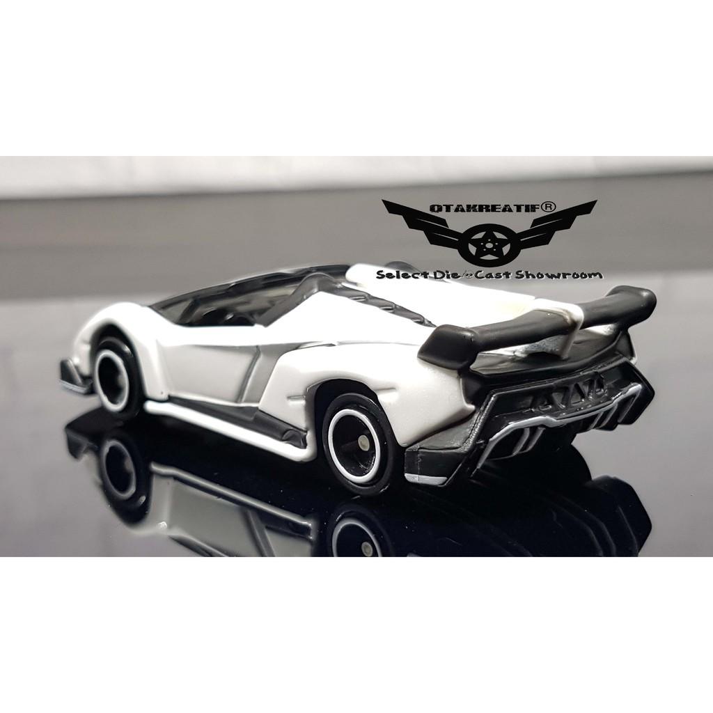 Lamborghini Veneno For Sale >> Tomica Not For Sale Edition Lamborghini Veneno Roadster White