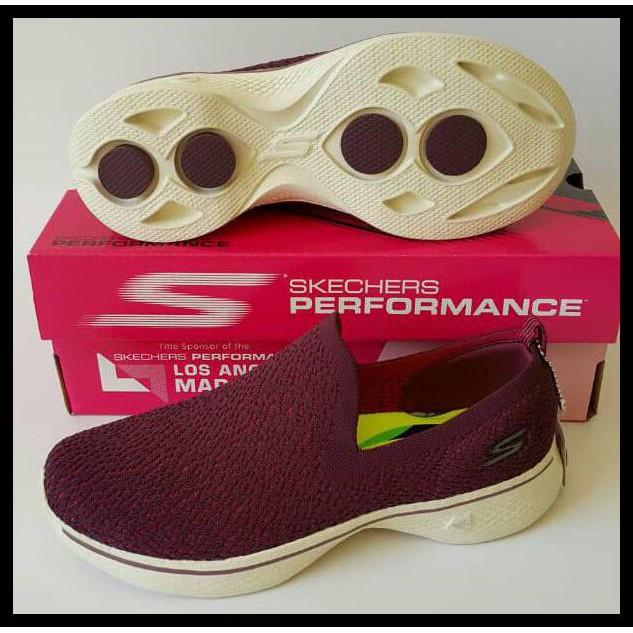 Skechers Go Mini Flex Walk Womens Slip On Ungu - Smart4K Design Ideas d7cb3db846