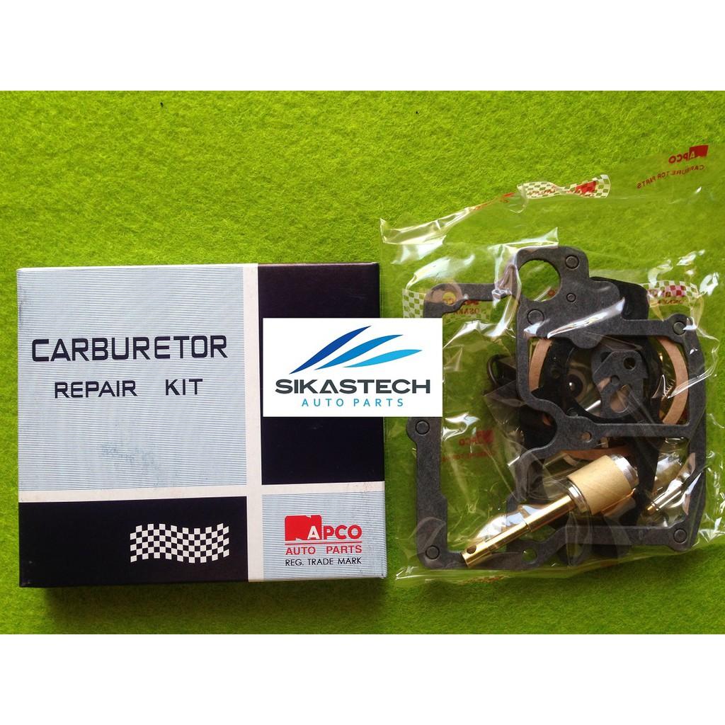 Carburetor Repair Kit Karburator Toyota Kijang Grand 7k Napco Japan Delco Distributor Assy Cdi 4k 5k Karbu Shopee Indonesia