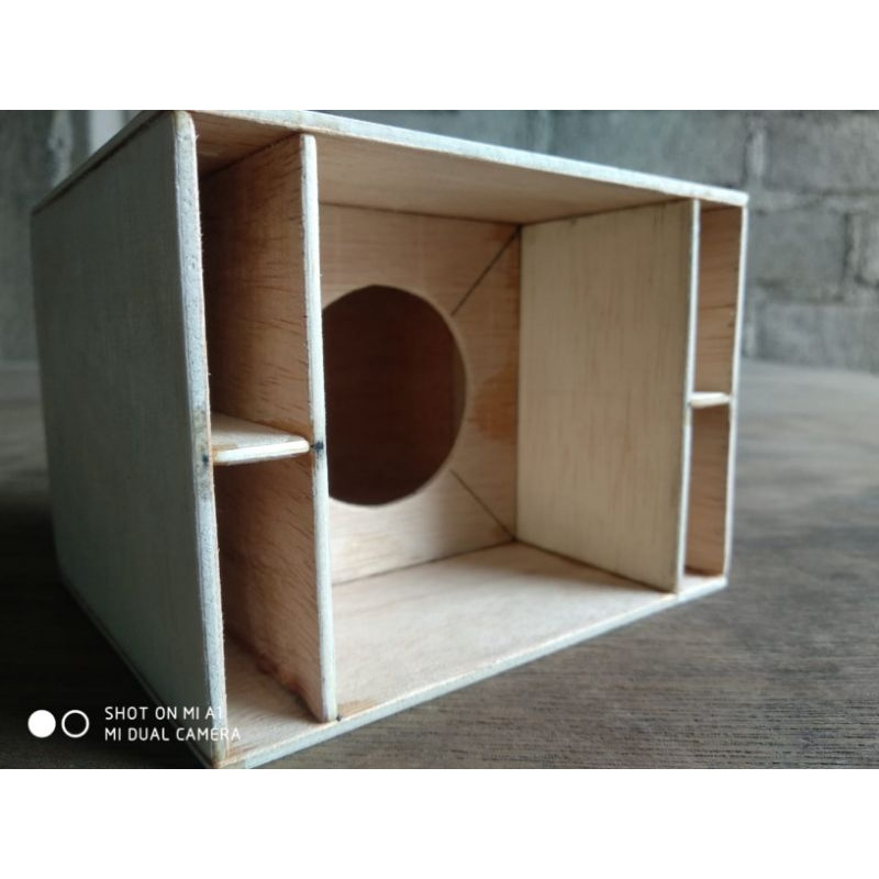 """""""BOX MODEL SPL SINGLE 2 INCH"""""""