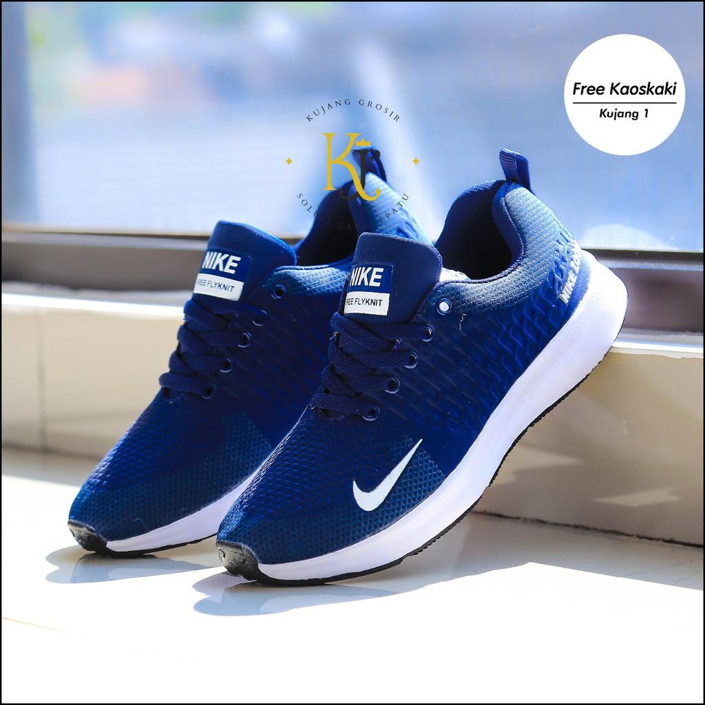 Sepatu pria sneakers premium import nike city racer obral diskon murah  8631af731c