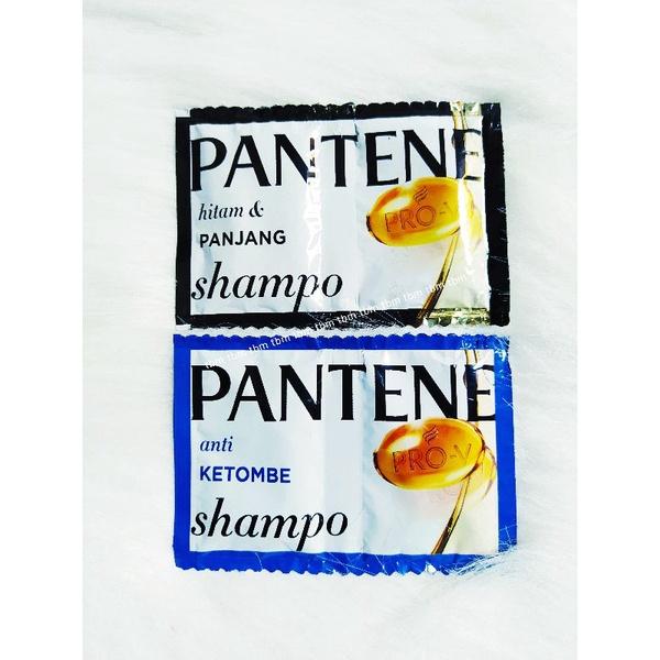 Shampoo Pantene Sachet