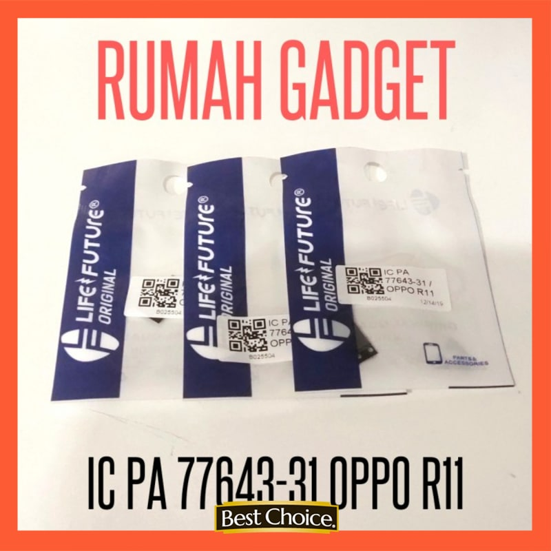 IC PA 77643-31 OPPO R11
