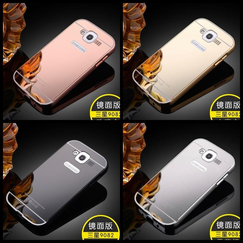 METAL BUMPER CASE SLIDING MIRROR SAMSUNG GALAXY GRAND DUOS (i9082) / GRAND NEO (i9060) | Shopee Indonesia