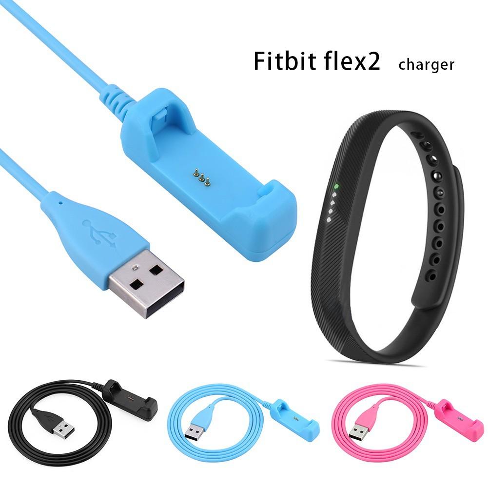 Handy Kabel Charger Usb Pengganti Warna Hitam Untuk Fitbit Flex 2 Buy 1 Get 7 Data Warni Mar Cell Shopee Indonesia