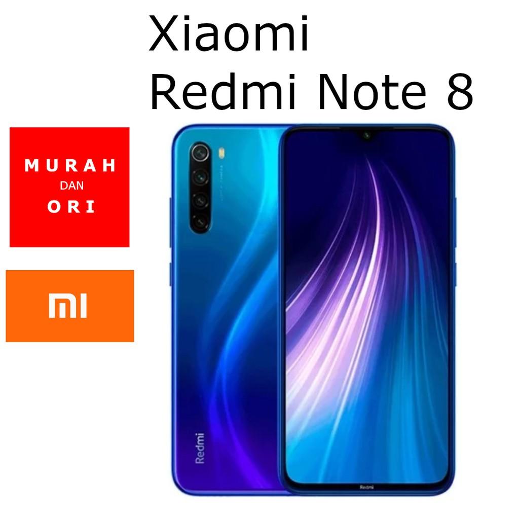 Xiaomi Redmi Note 8 Garansi Resmi Xiaomi Indonesia Shopee Indonesia
