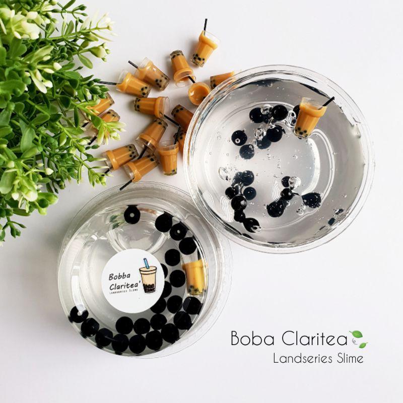 200ml Bobba Claritea | Clear Slime by Landseries Slime