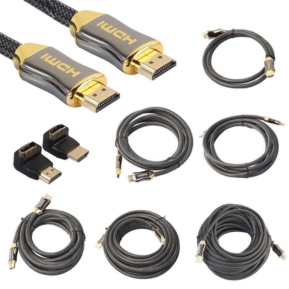 3in1 Kabel HDMI ke HDMI High Speed + Adaptor Mini HDMI | Shopee Indonesia