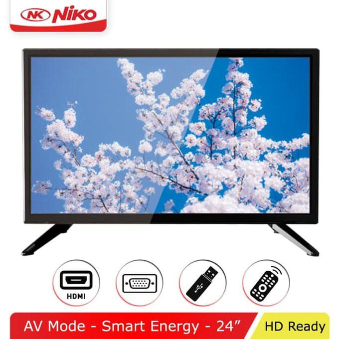 Niko LED TV 24inch NK-24 Gamma
