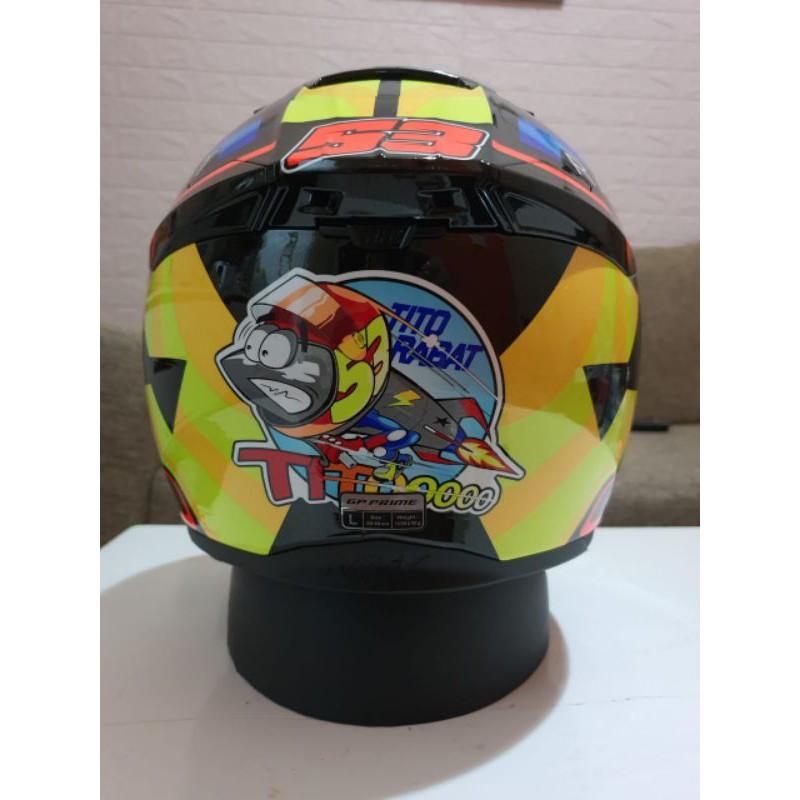 NHK GP Prime Tito Rabat size L