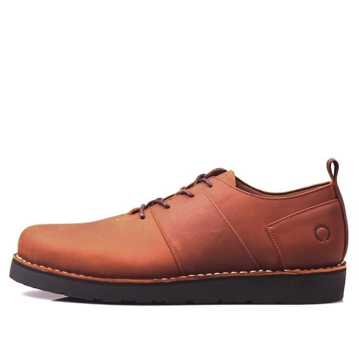 Boots Pria Sepatu Boots Pendek Pria Kerja Show Tour Black Master Kulit  Garansi Boots Casual  45c016c574