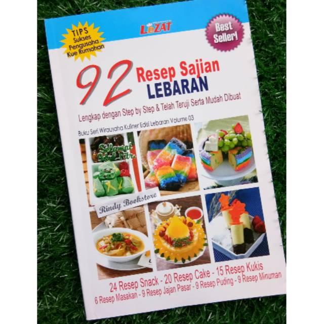 92 Resep Sajian Lebaran Shopee Indonesia