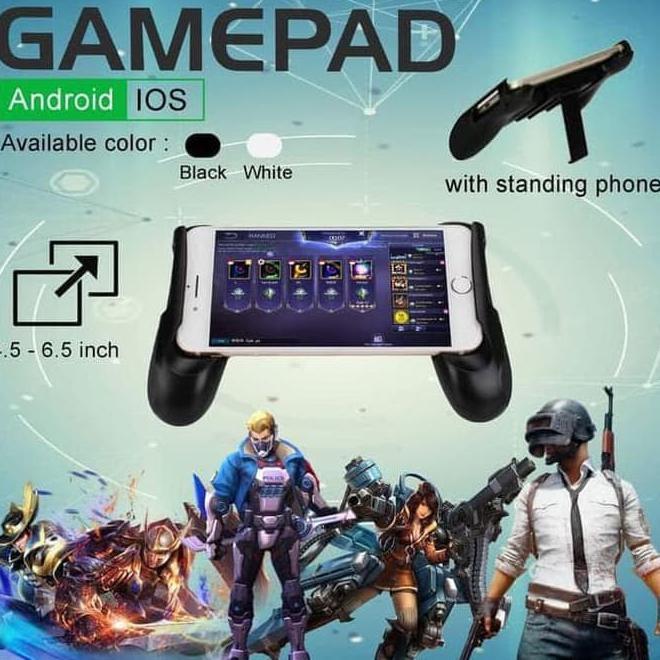 Jual Twelven Gamepad / Game Pad Mobile Legend / Moba / FPS Game QR0139 | Shopee Indonesia