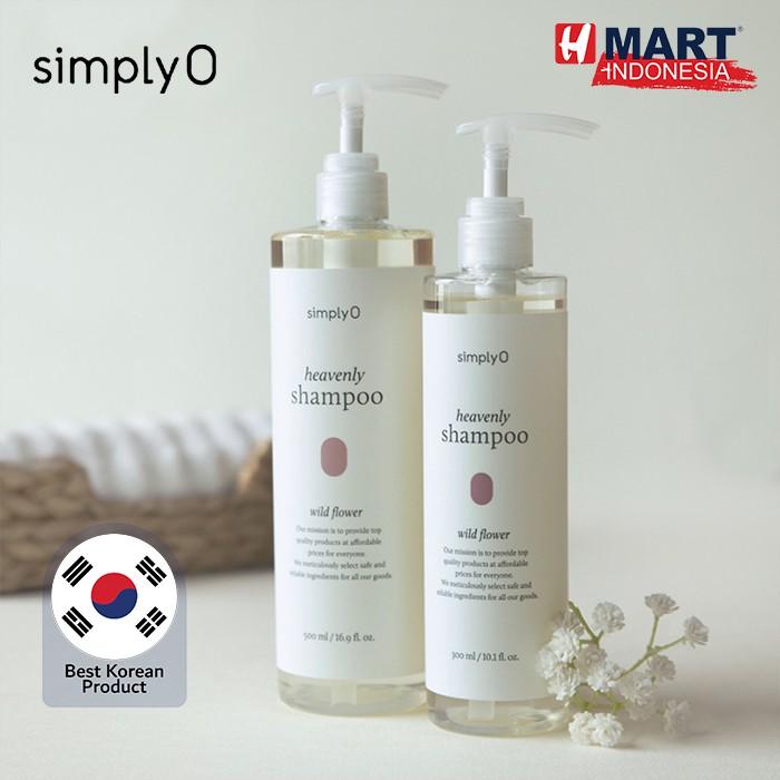 [HMART] SimplyO Heavenly Shampoo-1