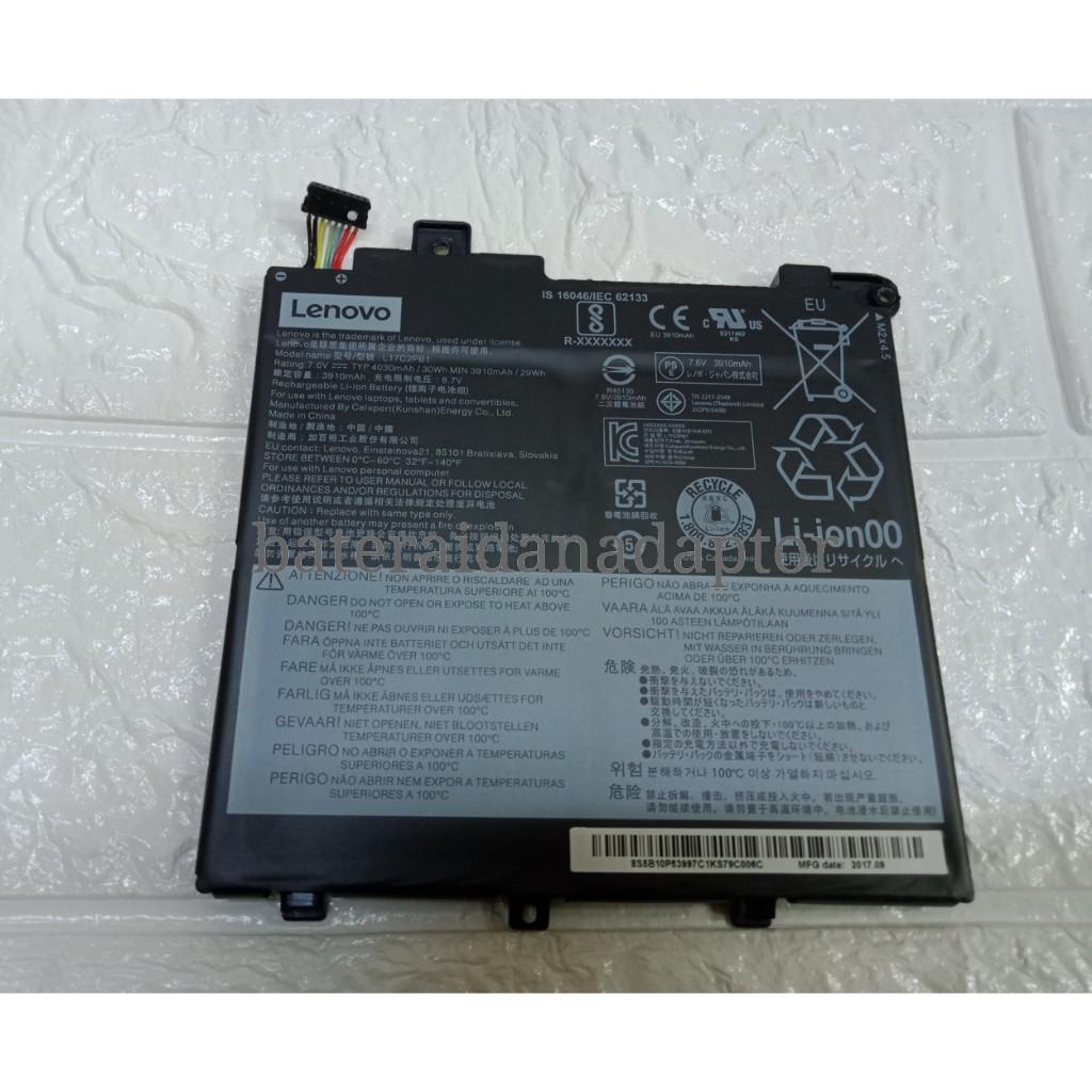 Baterai Lenovo L17C2PB1 V330 -14ikb V530-14 Original | Shopee Indonesia