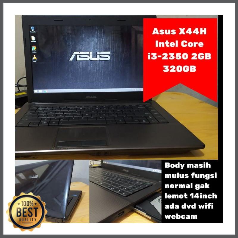Laptop Bekas  Asus Core i3 i5 i7 Murah Berkualitas Second
