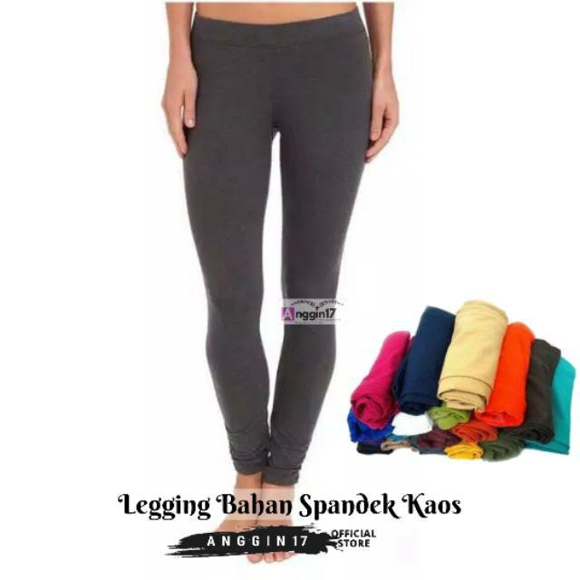 Termurah Legging Panjang Koas Legging Kaos Best Seller Shopee Indonesia