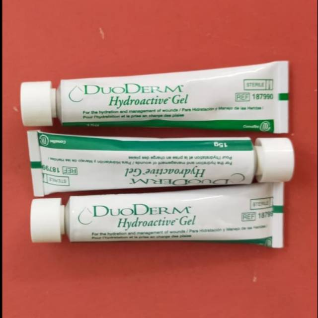 Duoderm Gel 15gr Salep Luka Decubitus Dekubitus Salep Luka Diabetes Gula Shopee Indonesia