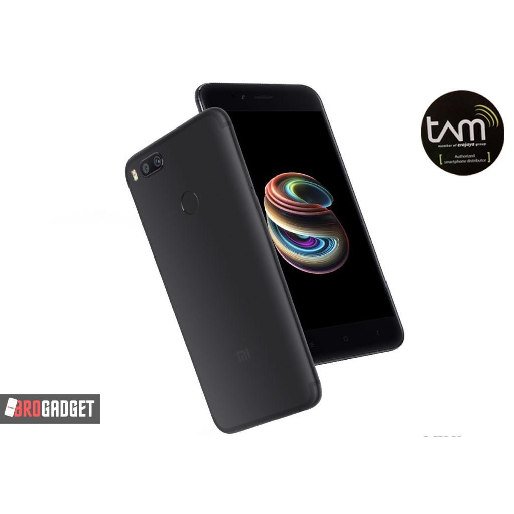 Xiaomi Mi A1 4gb 64gb Garansi Resmi Tam Shopee Indonesia Oppo F3 Plus 1 Tahun