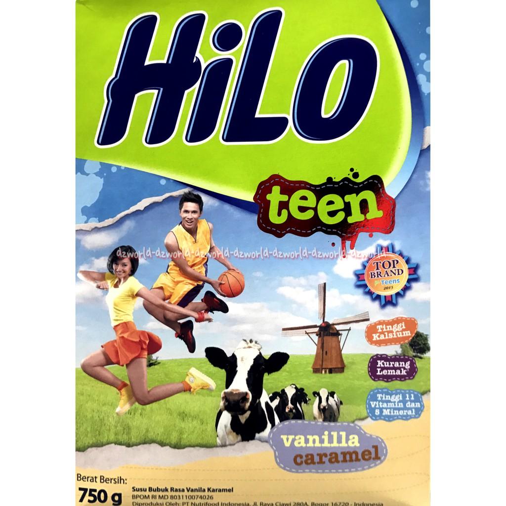 Hilo School Vanilla Vegiberi 750g Shopee Indonesia 750gr