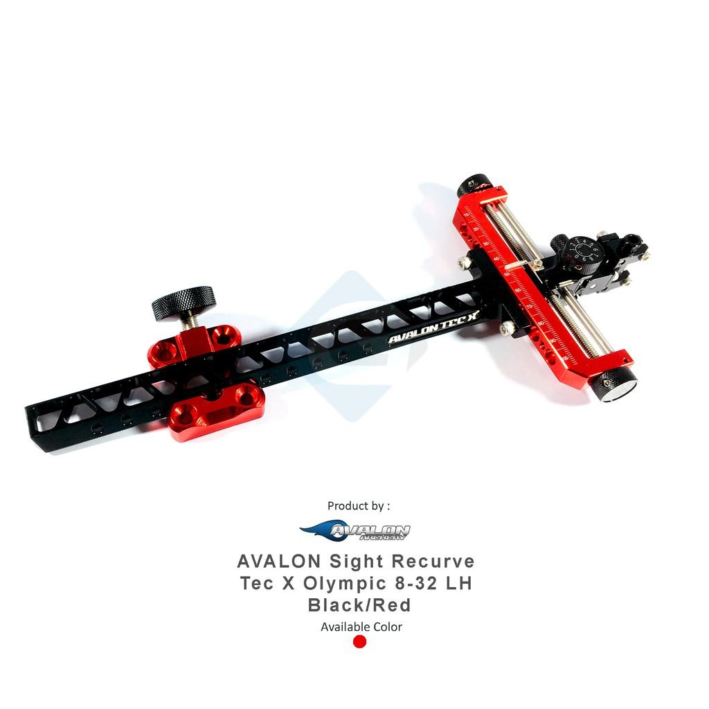 Avalon New Archery Bowsling//Fingersling Black