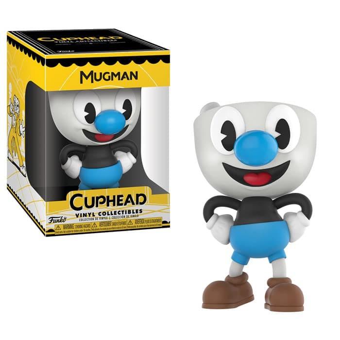 Vinyl Action Figure Cuphead Action Figure Pop