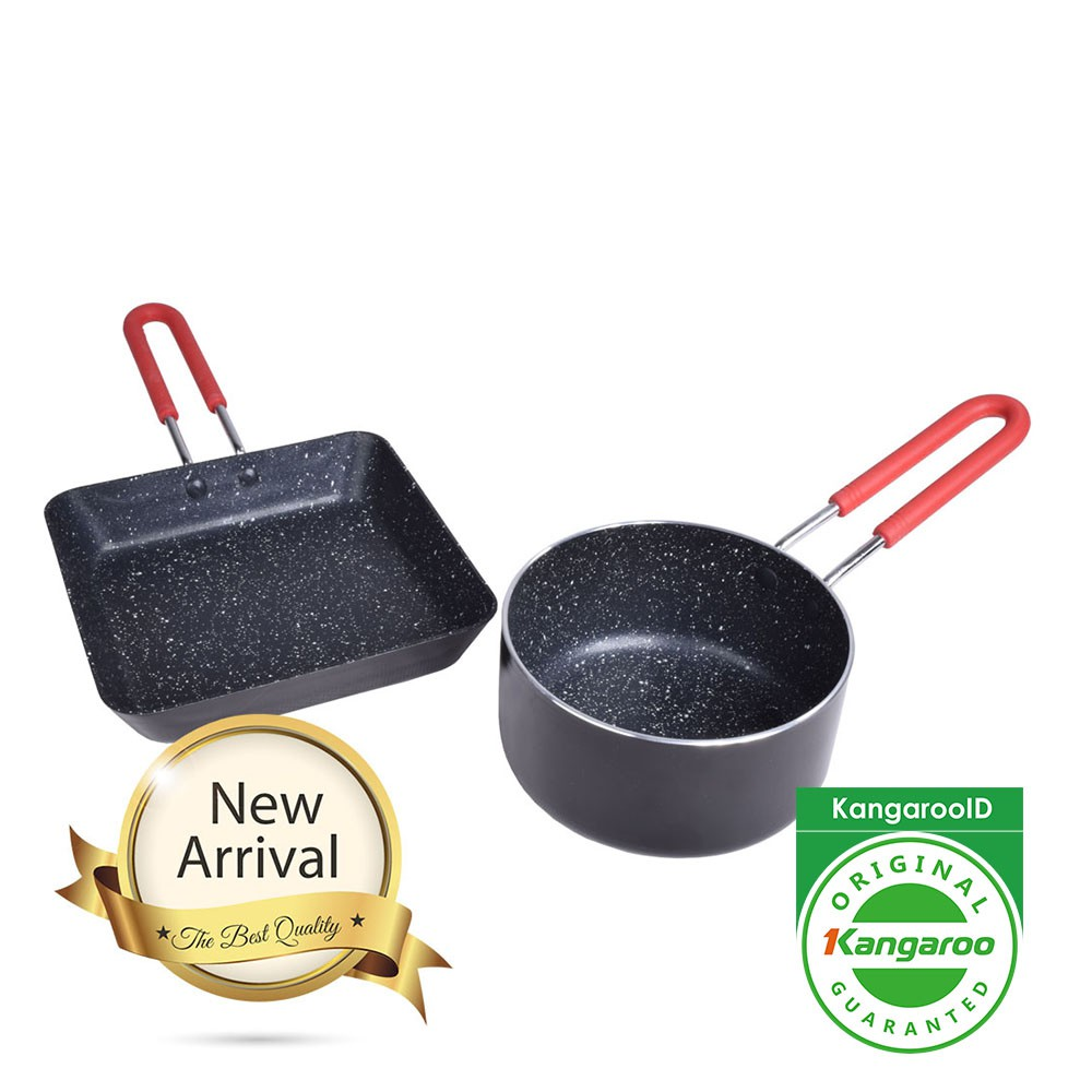 Kitchenwell fry pan from lejel sharing product shopee indonesia
