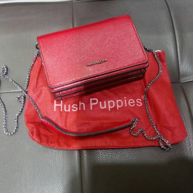Sling bag hush puppies sale-sasa grey  d7af7ecf57
